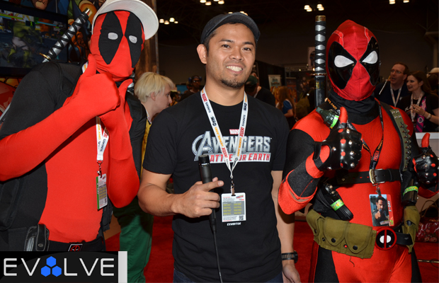 Marvel Avengers Battle For Earth NYCC 2012 Preview