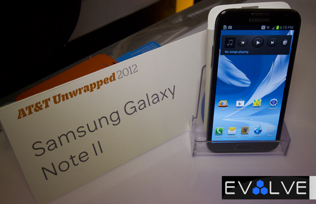 Samsung Galaxy Note 2 Preview