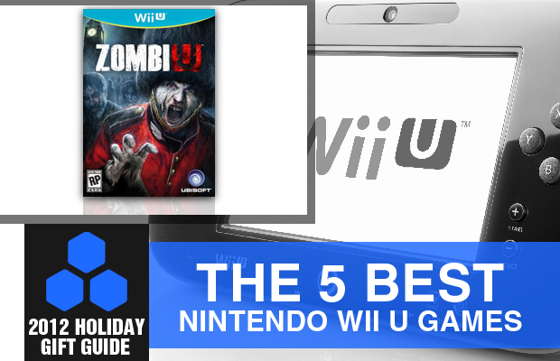 2012 Holiday Gift Guide 5 Best Nintendo Wii U games