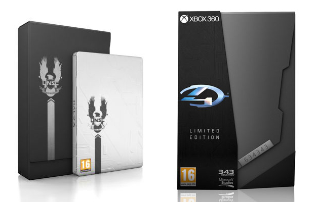 2012 Holiday Gift Guide Halo 4 Limited Edition