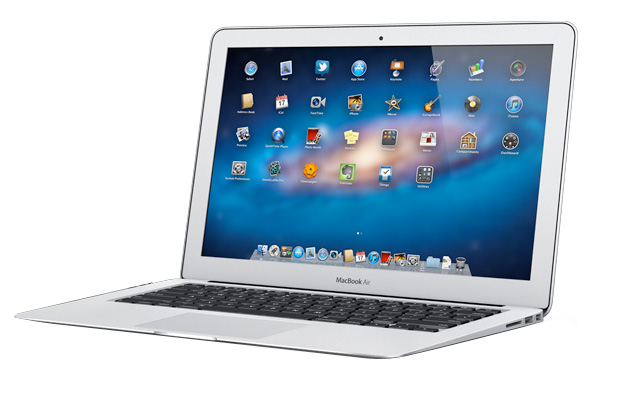 2012 Holiday Gift Guide MacBook Air 2012