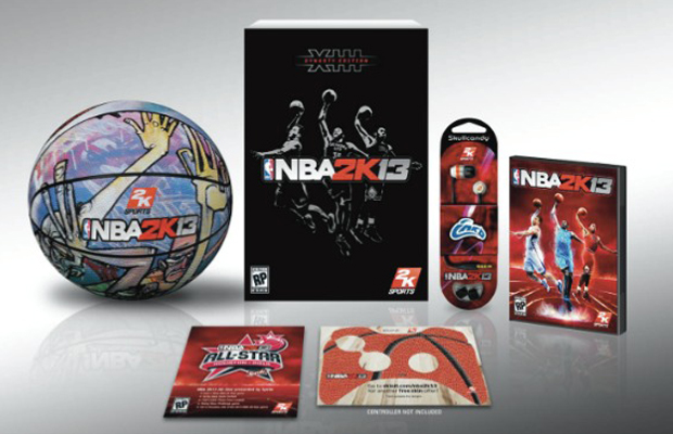 2012 Holiday Gift Guide NBA 2K13 Dynasty Edition