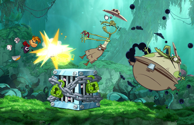 2012 Holiday Gift Guide Rayman Origins