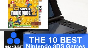 2012 Holiday Gift Guide: The 10 Best Nintendo 3DS Games