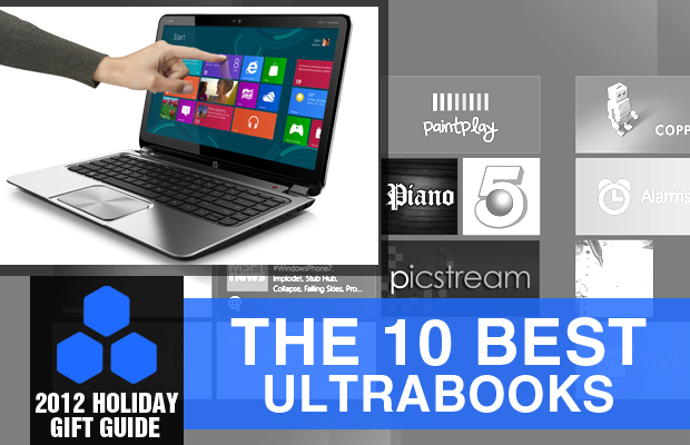 2012 Holiday Gift Guide The 10 Best Premium Ultrabooks