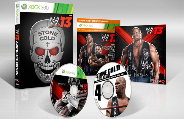 2012 Holiday Gift Guide WWE 13 collectors Edition