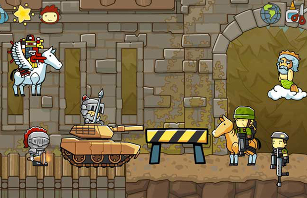 2012 holiday gift guide scribblenauts unlimited