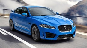 2014 Jaguar XFR-S Announced In Limited Production