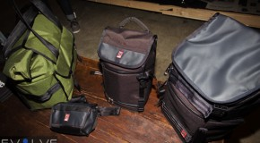 Chrome Bags 2013 Spring Collection (Sotnik, Welded Transport, & Niko Camera Bags)