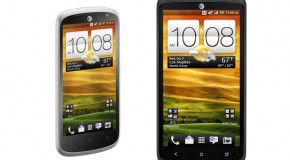 HTC One X+ and VX Hands-On Preview