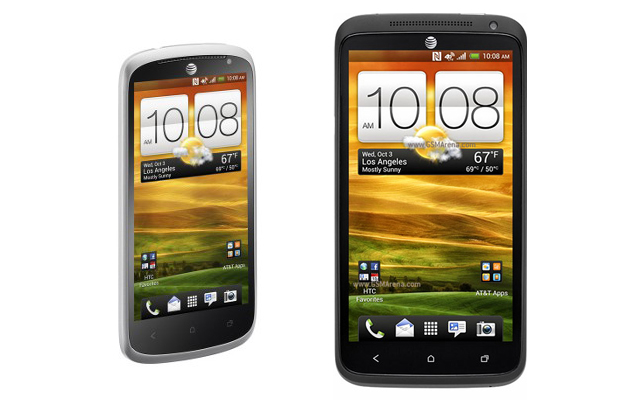 htc one x and vx preview