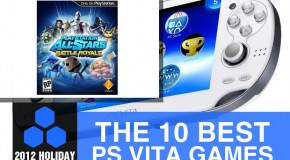 2012 Holiday Gift Guide: The 10 Best PS Vita Games