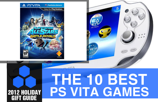 2012 Holiday Gift Guide 10 Best PS Vita Games