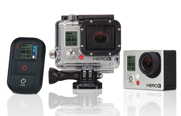 2012 Holiday Gift Guide GoPro Hero3