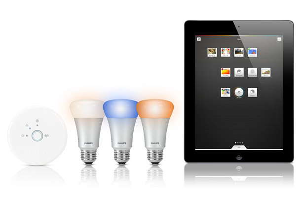 2012 Holiday Gift Guide Philips Hue Smart LED Light Bulbs