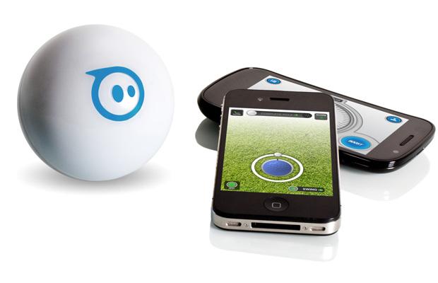 2012 Holiday Gift Guide Sphero Robotic Ball