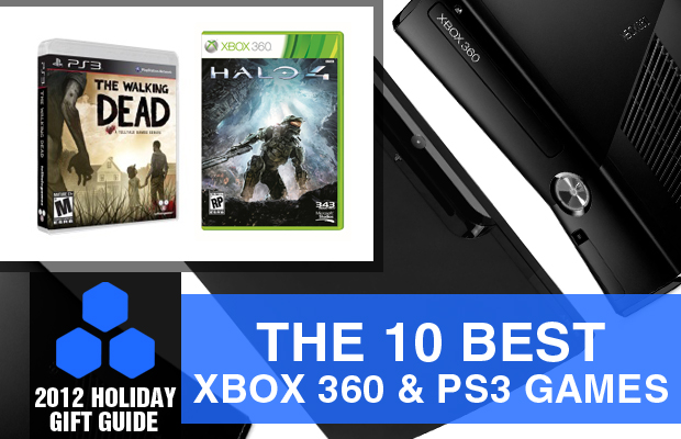 2012 Holiday Gift Guide The 10 Best Xbox 360 & PS3 Games