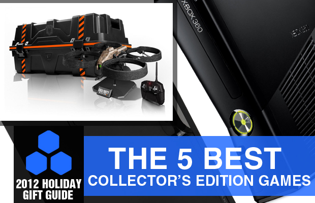 2012 Holiday Gift Guide The 5 Best Collectors Edition Games