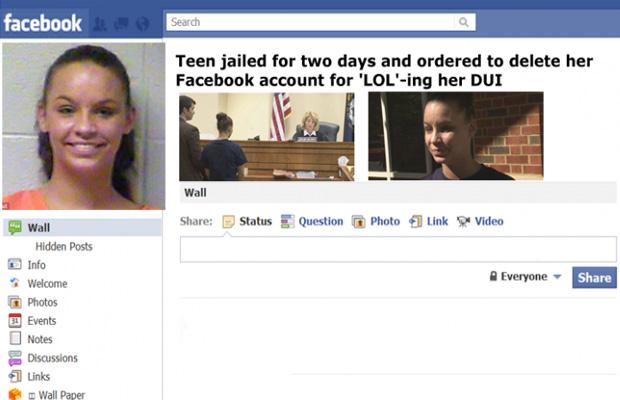 2012 Social Media Fails Paula Asher Facebook