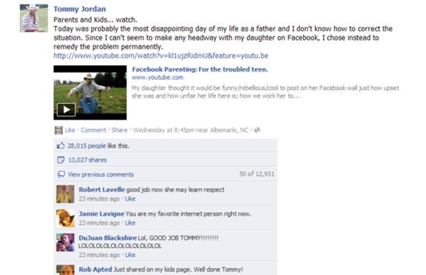 2012 Social Media Fails Tommy Jordan YouTube Video