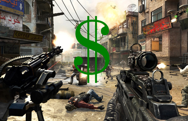 Black Ops 2 $1 Billion Sales