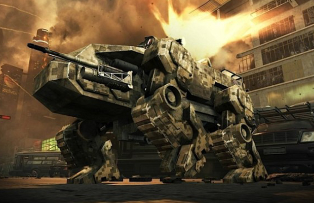 Black Ops 2 Futuristic Technology and Weaponry