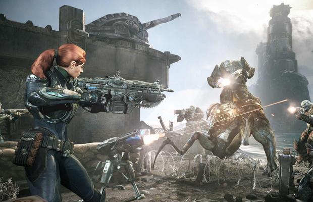 Games of 2013 Gears of War Judgment