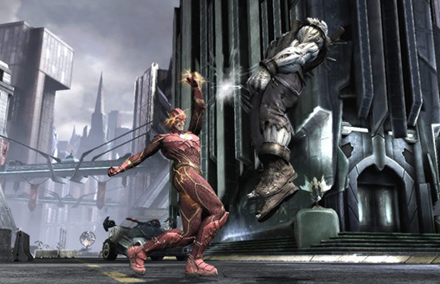 Games of 2013 Injustice Gods Among Us