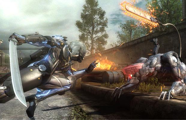 Games of 2013 Metal Gear Rising Revengange