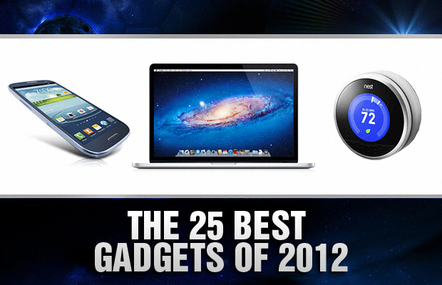The 25 Best Gadgets of 2012