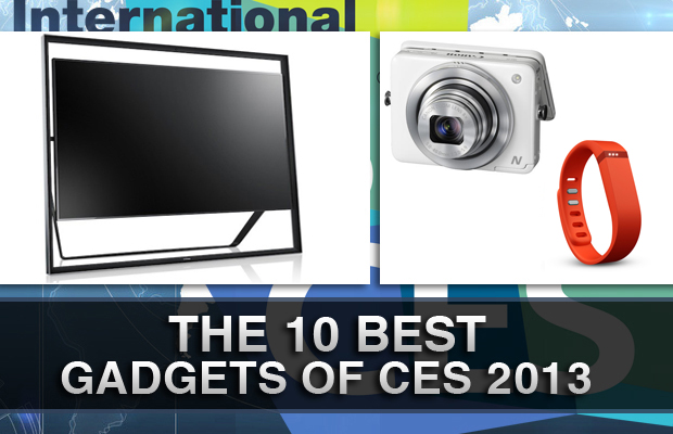 10 Best Gadgets of CES 2013
