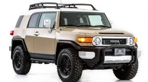 7 Reasons to Love the 2013 Toyota FJ Cruiser