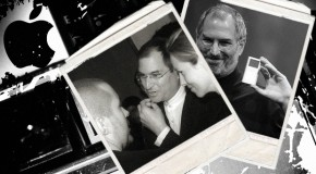 25 Most Memorable Photos of Steve Jobs At MacWorld