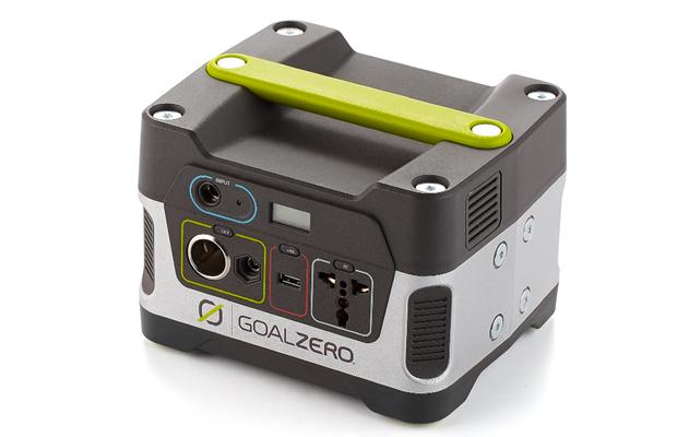 Best Gadgets of CES 2013 Goal Zero Yeti 150 Solar Generator