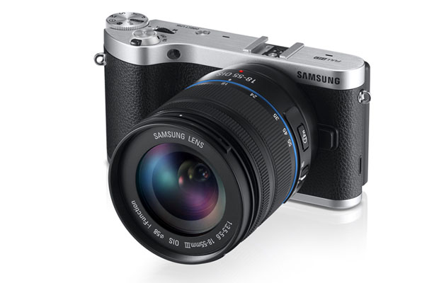 Best Gadgets of CES 2013 Samsung NX300 Mirrorless Camera