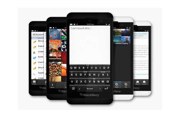 BlackBerry 10 Availability