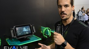 CES 2013 Razer Edge Tablet Preview