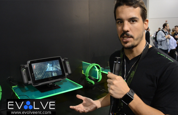 CES 2013 Razer Edge Gaming Tablet