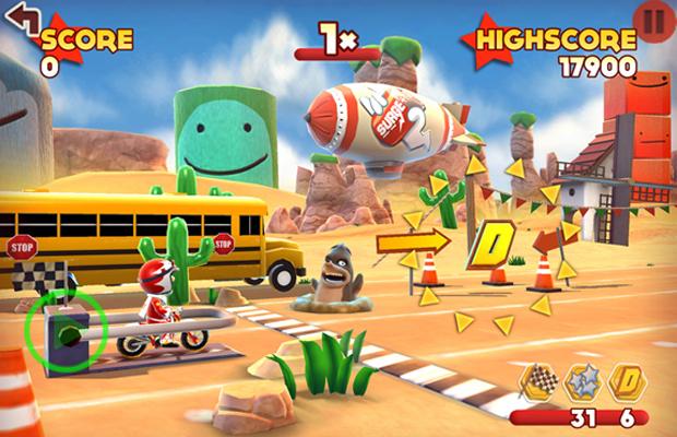 Joe Danger Touch Best Games of January 2013
