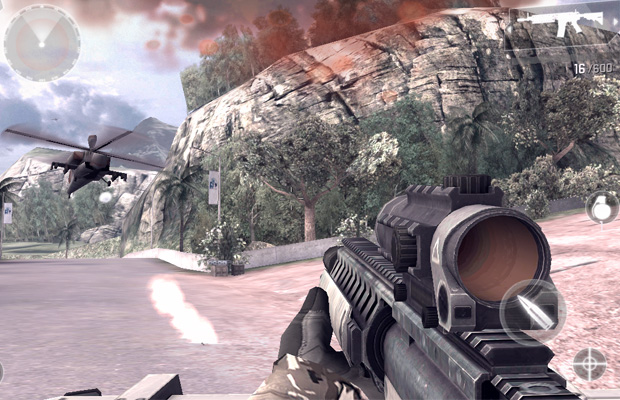 Modern Warfare Best mobile games of january 2013