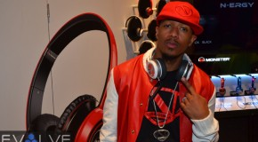 Nick Cannon Ncredible Headphones Interview at CES 2013
