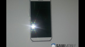 Did A Photo of the Samsung Galaxy S4 Just Leak?
