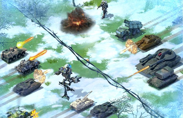 World at Arms Best Mobile Games of January 2013