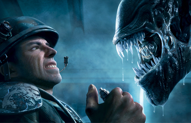 Aliens Colonial Marines Review Lead Image