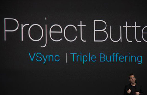 Android Key Lime Pie Project Butter