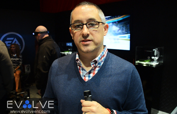 Chris Erb EA Sports Talks Monster MVP Carbon Gaming Headset
