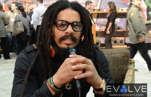 Rohan Marley House of Marley CES 2013