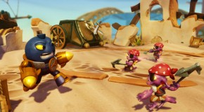 Skylanders Swap Force Preview (New Characters, Swapable Powers & Jumping)