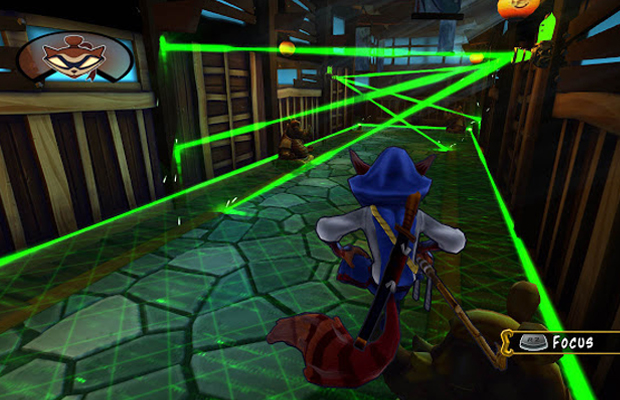 Sly Cooper Thieves In Time Difficulty