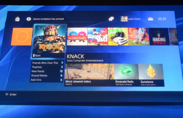 Sony PS4 Games While Downloading